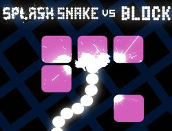 Splash Snake vs Blocks