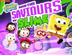 SpongeBob SquarePants and the Saviours of Slime
