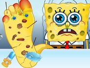 Spongebob Squarepants Foot Doctor