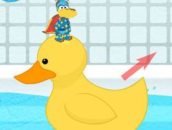 Squacky Superhero Bathtime Splash