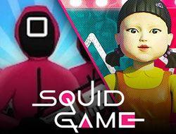 Squid Game: Red Light Green Light