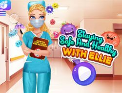 Staying Safe And Healthy With Ellie
