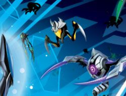 Max Steel Defense