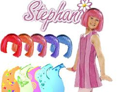 Stephanie Dress Up
