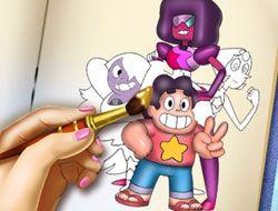 Steven Universe Coloring Book 2