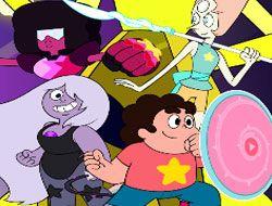 Steven Universe Gem Combat