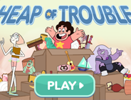 Steven Universe: Heap of Trouble