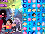 Steven Universe Match The Gems