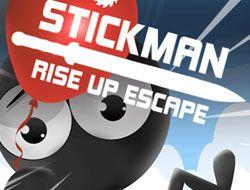 Stickman Rise Up Escape