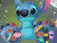 Stitch Food Injured