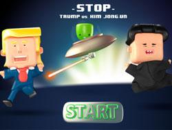 Stop: Trump vs. Kim Jong-Un