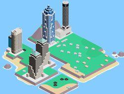 Street Town 3D Builder