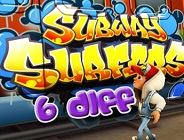 Subway Surfers 6 Diff