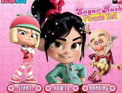 Sugar Rush Puzzle Set