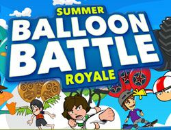 Summer Balloon Battle Royale