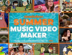 Summer Music Video Maker