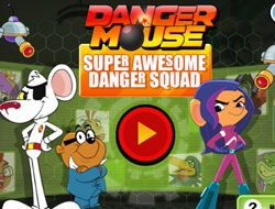 Super Awesome Danger Squad