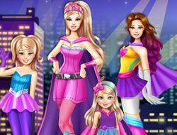 Super Dolls Sisters Transform