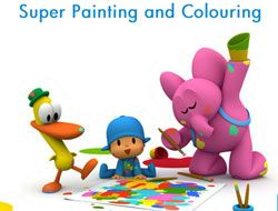 Super Painting and Coloring