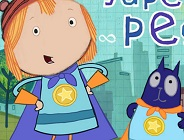 Super Peg Plus Cat Guy