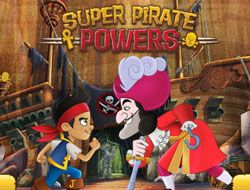 Super Pirate Powers