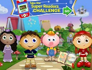Super Why Challenges