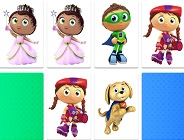 Super Why Memory