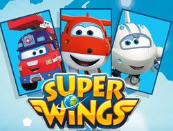 Super Wings Matching Pairs