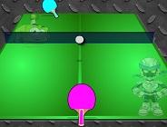 Table Tennis with Kizi and Yepi