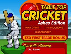 Table Top Cricket 2