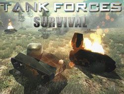Tank Forces Survival