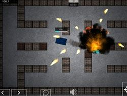 Tanks War Multiplayer
