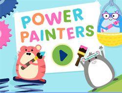 Team Hamster Power Painters