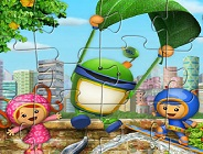 Team Umizoomi Jigsaw Puzzle