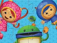 Team Umizoomi Puzzle