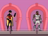 Teen Titans Door Memory