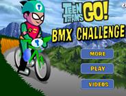 Teen Titans Go BMX Challenge