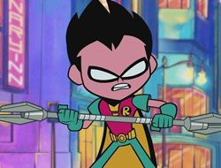 Teen Titans Go Hidden Numbers