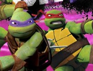 Teenage Mutant Ninja Turtles Throw Back