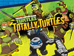 Teenage Mutant Ninja Turtles Totally Turtles