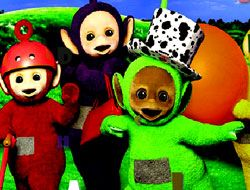 Teletubbies Hidden Leters