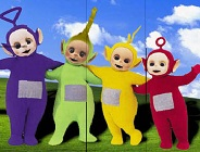 Teletubbies Puzzle