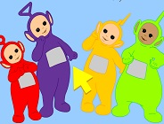 Teletubbies Shapes Game