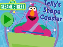 TELLY'S SHAPE GARDEN - Play Telly's Shape Garden for Free!