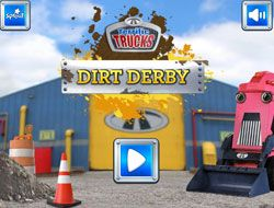 Terrific Trucks Dirt Derby