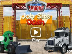 Terrific Trucks Job Site Dash