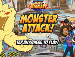 The Adventures of Kid Danger Monster Attack