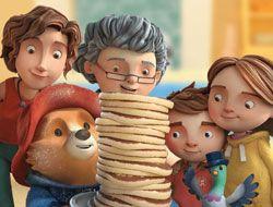 The Adventures of Paddington Family Breakfast