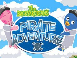 The Backyardigans Pirate Adventure