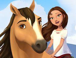 The Big Horse Race